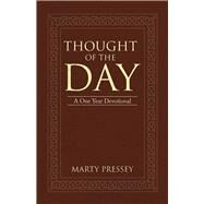 Thought of the Day by Pressey, Marty, 9781973681816