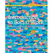 Introduction to Social Work...,Martin, Michelle E.,9780205681822