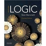 Logic Concise,Baronett, Stan,9780190691837