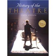 History of the Theatre,Brockett, Oscar G.; Hildy,...,9780205511860