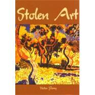 Stolen Art,Perry, Victor,9789652291875