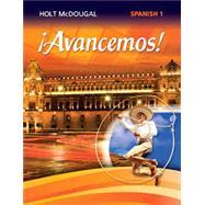 Avancemos: Level 1 by Holt Mcdougal, 9780547871912