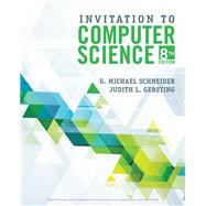Invitation to Computer Science,Schneider, G.Michael;...,9781337561914