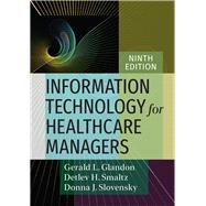 Information Technology for...,Glandon, Gerald L.;...,9781640551916