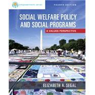 Empowerment Series: Social...,Segal, Elizabeth A,9781305101920