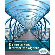 Elementary and Intermediate...,Carson, Tom; Jordan, Bill E.,9780321951922