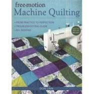 Free-Motion Machine Quilting...,Linn, Don,9781607051930