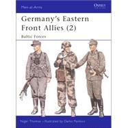 Germany's Eastern Front Allies (2) by THOMAS, NIGELPAVLOVIC, DARKO, 9781841761930