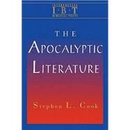 The Apocalyptic Literature by Cook, Stephen L., 9780687051960
