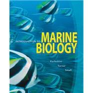 Introduction To Marine Biology,Karleskint,George,9780495561972