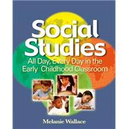 Social Studies All Day Every...,Wallace, Melanie,9781401881979