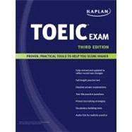 Kaplan TOEIC Exam by Kaplan, 9781419551987