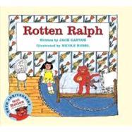 Rotten Ralph,Gantos, Jack,9780395292020