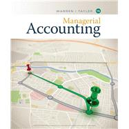 Managerial Accounting,Warren, Carl S.; Tayler,...,9781337912020