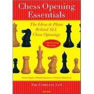 Chess Opening Essentials The...,Djuric, Stefan; Komarov,...,9789056912031