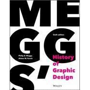 Meggs' History of Graphic...,Meggs, Philip B.,9781118772058