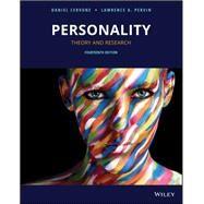 Personality,Cervone, Daniel; Pervin,...,9781119492061