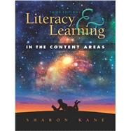 Literacy and Learning in the...,Kane; Sharon,9781934432068