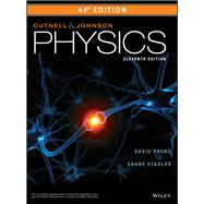 Physics, AP Edition by John D. Cutnell, 9781119582069