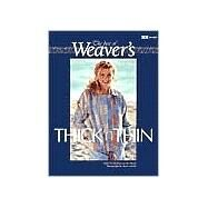 Thick 'n Thin The Best of...,van der Hoogt, Madelyn;...,9781893762084