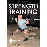 Strength Training-2nd Edition,NSCA -National Strength &...,9781492522089