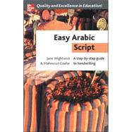 Easy Arabic Script,Wightwick, Jane; Gaafar,...,9780071462099