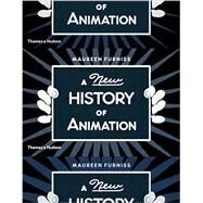 A New History of Animation,Furniss, Maureen,9780500292099