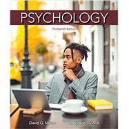 Psychology,Myers, David G.; DeWall, C....,9781319132101