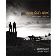 Living God's Word,Duvall, J. Scott; Hays, J....,9780310292104