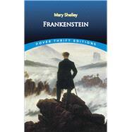 Frankenstein,Shelley, Mary,9780486282114