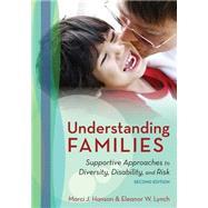 Understanding Families :...,Hanson, Marci J., Ph.D.;...,9781598572155
