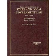 Cases And Materials On State And Local Government Law by Briffault, Richard; Reynolds, Laurie, 9780314152176