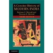 A Concise History of Modern...,Metcalf, Barbara D.; Metcalf,...,9781107672185