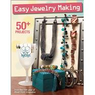 Easy Jewelry Making 50+...,Unknown,9781627002189