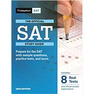The Official SAT 2020,College Board,9781457312199