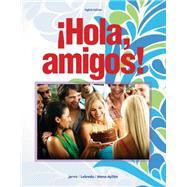 Hola, amigos!,Jarvis, Ana; Lebredo, Raquel;...,9781133952213