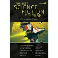 The Best Science Fiction of the Year by Clarke, Neil, 9781949102222