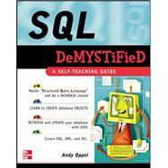 SQL Demystified,Oppel, Andrew,9780072262247