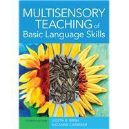 Multisensory Teaching of...,Birsh, Judith R.; Carreker,...,9781681252261