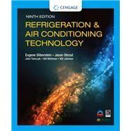 Refrigeration & Air...,Silberstein, Eugene; Obrzut,...,9780357122273