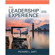 The Leadership Experience...,Daft, Richard L.,9781337102278
