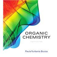 Organic Chemistry,Bruice, Paula Yurkanis,9780134042282