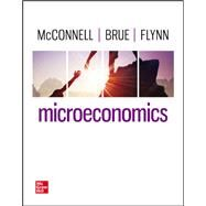 MICROECONOMICS (LOOSELEAF) by Campbell McConnell and Stanley Brue and Sean Flynn, 9781264112289