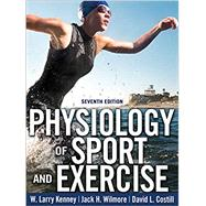 Physiology of Sport and Exercise (Lifetime Access) by Kenney, W. Larry, Ph.D.; Wilmore, Jack H., Ph.d.; Costill, David L., Ph.d., 9781492572299