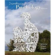Introducing Psychology,Schacter, Daniel L.; Gilbert,...,9781429242301