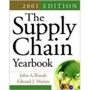 The Supply Chain Yearbook, 2001 Edition by Woods, John A.; Marien, Edward J., 9780071372329