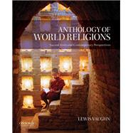 Anthology of World Religions...,Vaughn, Lewis,9780195332360