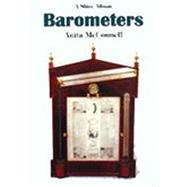 Barometers,MCCONNELL, ANITA,9780747802402