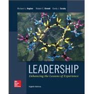 Leadership: Enhancing the...,Hughes, Richard; Ginnett,...,9780077862404