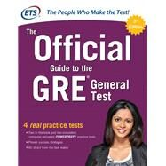 The Official Guide to the GRE...,Educational Testing Service,9781259862410